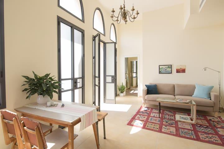 Designed penthouse in Jaffa