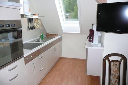 Modern ausgestattete Ferienwohnung - Hohenwarte - Pis