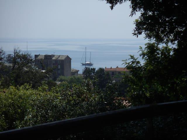 Location Erbalunga mer corse