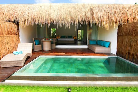 Tropical Suite Villa private pool 5