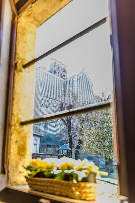 La vista Duomo