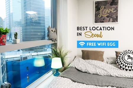 MyeongDong / Cozy & Large Guesthouse