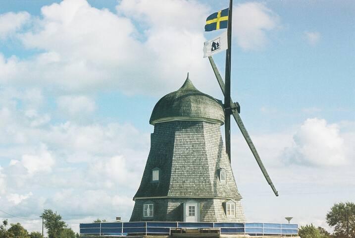 Windmill 1856
