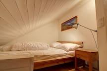 Triplex studio in central part of Chamonix