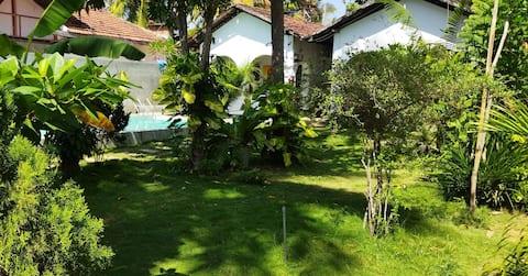 Habitación Standard Cabana con aire acondicionado @ 02