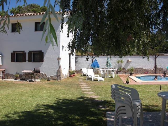 apartamento duplex rustico piscina - Chiclana de la Frontera - Flat