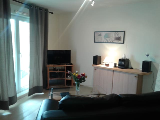 Appartement  calme en centre ville - Muret - Apartment