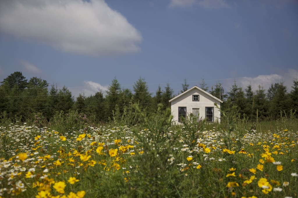 Charming Catskill Mtn Schoolhouse