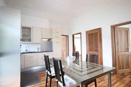 Spacious modern apartment in Lavaux/Riviera area