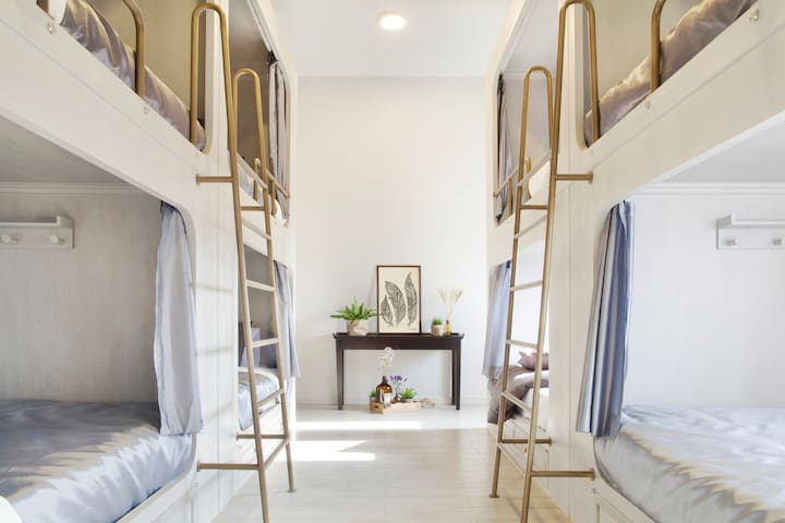 Bunk bed in Female Dormitory