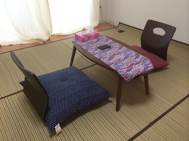 JAPANESE-STYLE ROOM/3min to ASAKUSA - Taito-ku - Apartment