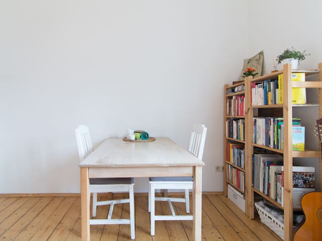 Appartment in charming old building - Düsseldorf - Appartement