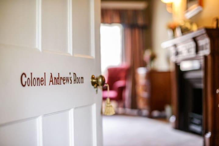 Colonel Andrew's Room