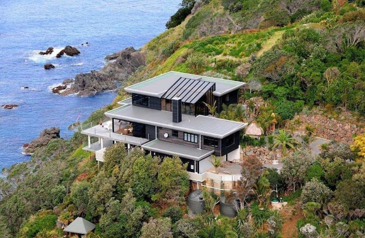 Luxury home, Deepsea fishing heaven - Tutukaka - House