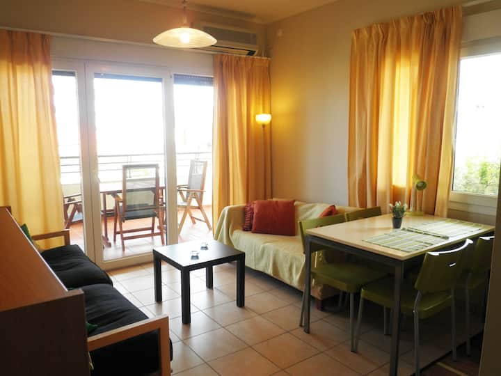 ANNAPOLIS  central apartment in Chania town