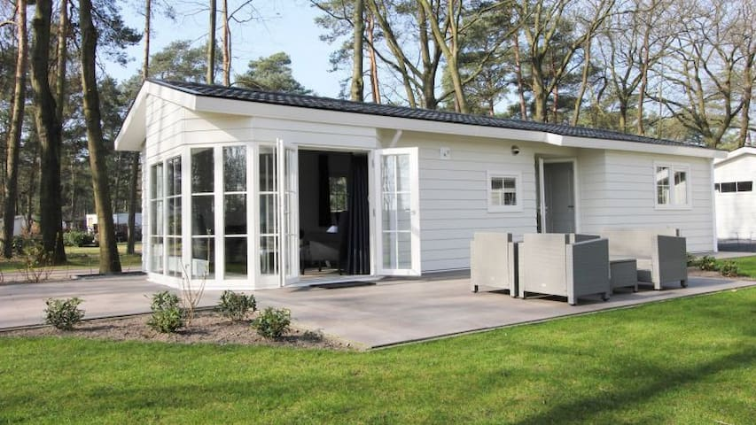 Type D+ 4 persoons Chalet