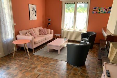 Maison en Sologne proche Chambord, Center Parc...