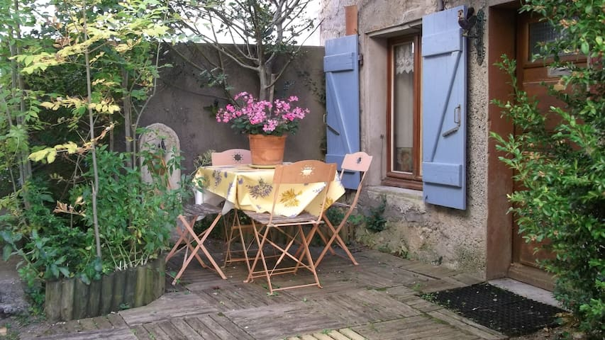 Maison en pierre en Pays Cathare - Belcaire - Casa