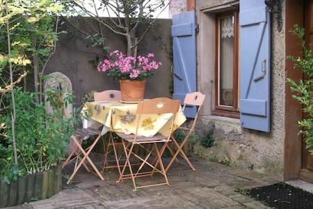 Maison en pierre en Pays Cathare - Belcaire