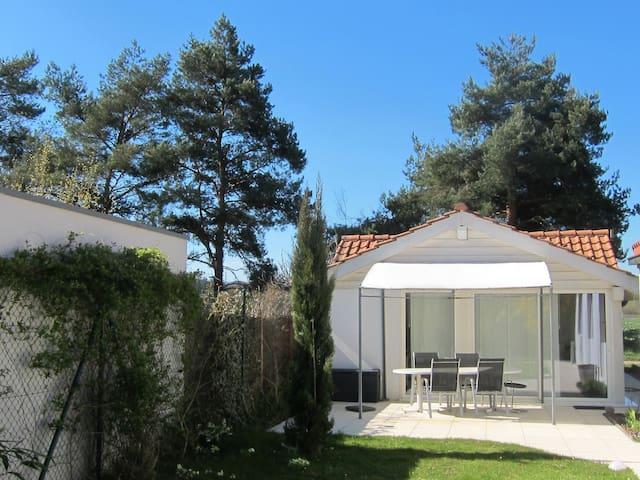 GardenPavilion (with TransportPass) - Geneva-Plan-les-Ouates