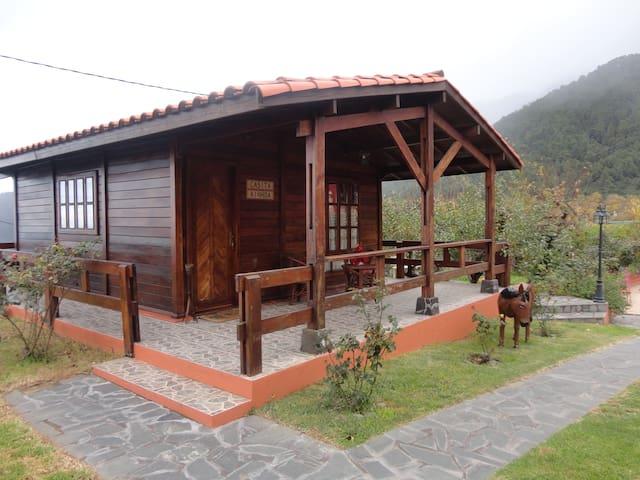 Casitas Vacacionales Laderas del Valle - Ainhoa - Aguamansa - Cabaña