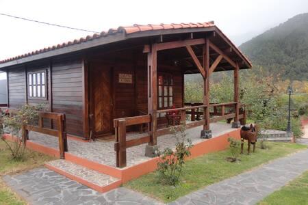 Casitas Vacacionales Laderas del Valle - Ainhoa - Aguamansa