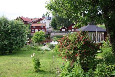Egen lägenhet på vacker ågård
