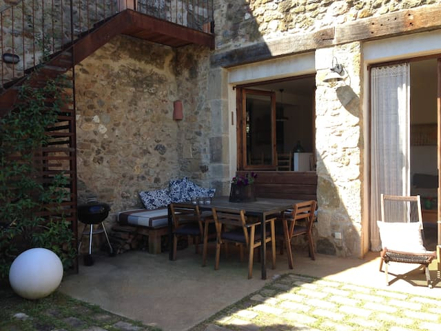 Lovely house in  Monells , Emporda  - Monells - Talo