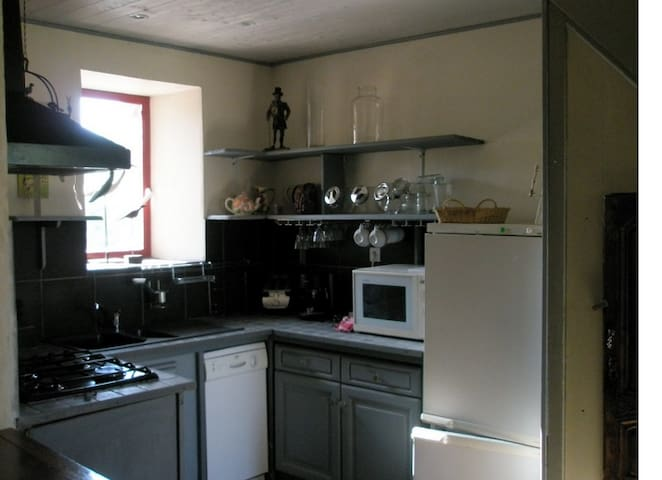 Chez MAUPASANT - Bricquebec - House