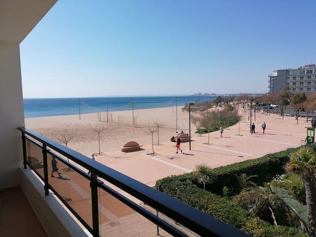 Bel appartement en front de mer - Baie de Rosas - Roses - Apartemen