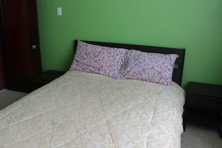 Green comfy room near downtown - 피츠버그(Pittsburgh)