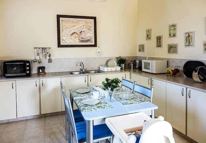 Elafonisi Vacation Blue Apartment