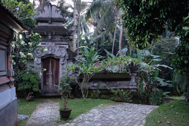 Authentic Private House in the heart of Bali - Payangan - 獨棟