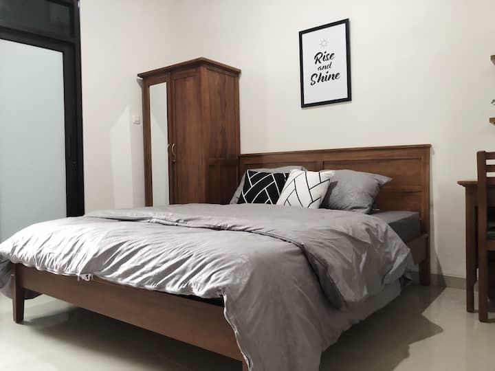 Griya Moerti Syariah - Type B (Single Bed)