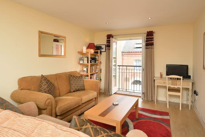Homely city centre apt - great location! - York - Apartament