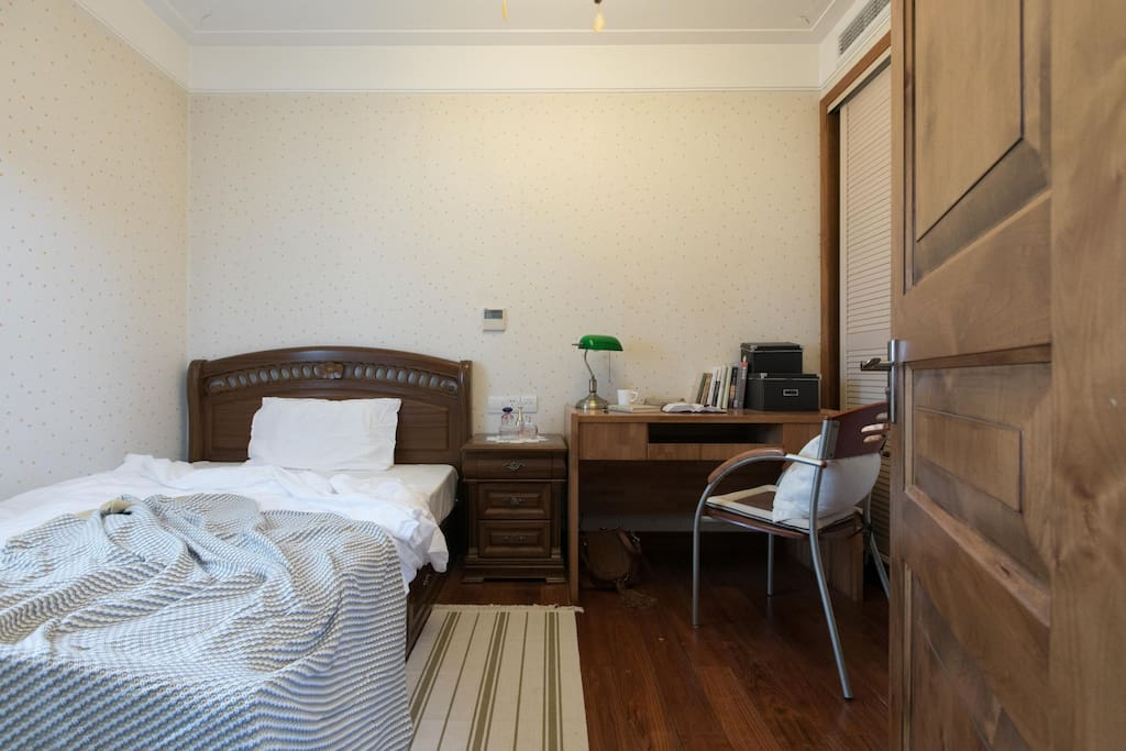 美式复古卧室