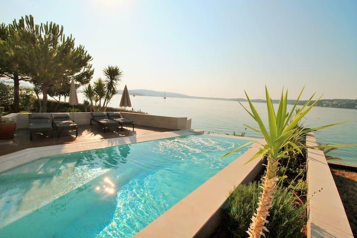 Villa Marer Luxury A4 Apartment (6) - Trogir Seget Donji - Departamento