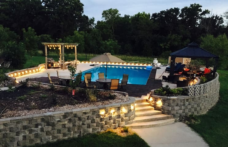 Upscale country living at its finest!