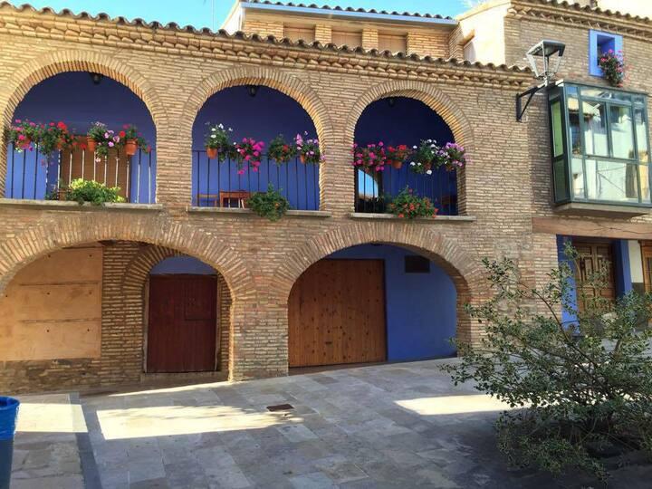 Habitaciones en Casa Turismo Rural Villahermosa
