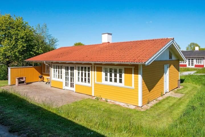 Maison de vacances de style à Aabenraa avec sauna