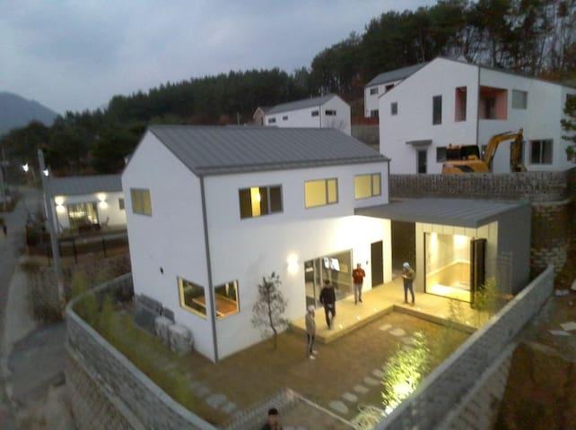 정후네 맑은 하우스(코로나 없는 청정지역)