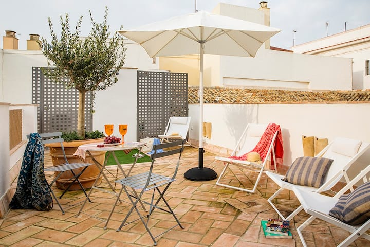 Swimming pool & relax Matahacas apartment 12