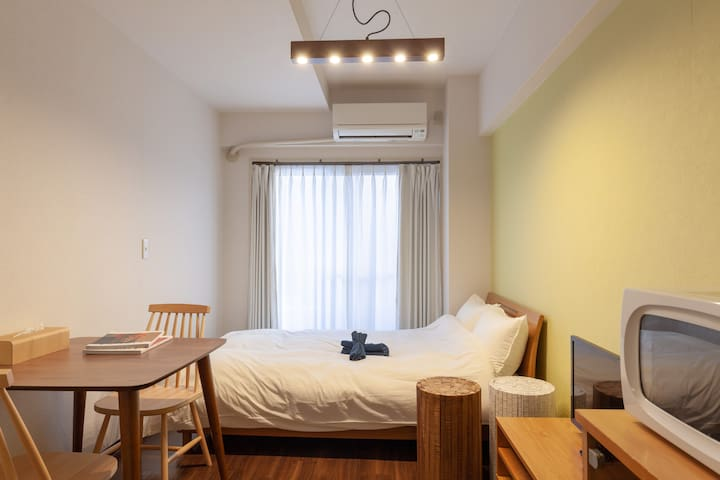 Easy access to shinjuku/long term RSV welcome#212