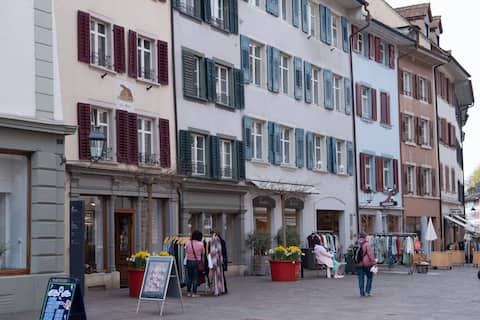 Apartment 3 Rooms , Rheinfelden Switzerland