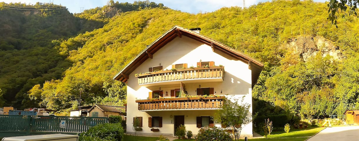 città e montagna - Bolzano - Leilighet