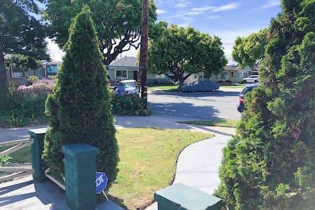 Beautiful Homeland in Salinas,Room B.(Two Twin)