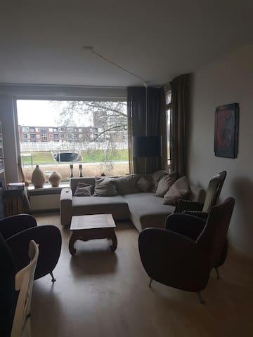 2 room appartment near Centre