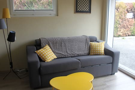 "Studio cosy ""Petit Beurre"" à Mazembroz-Fully - Fully - 公寓"