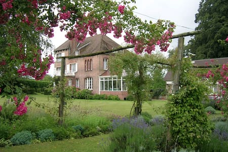 Le Bois de Bonance chambre mauve - Port-le-Grand - Bed & Breakfast