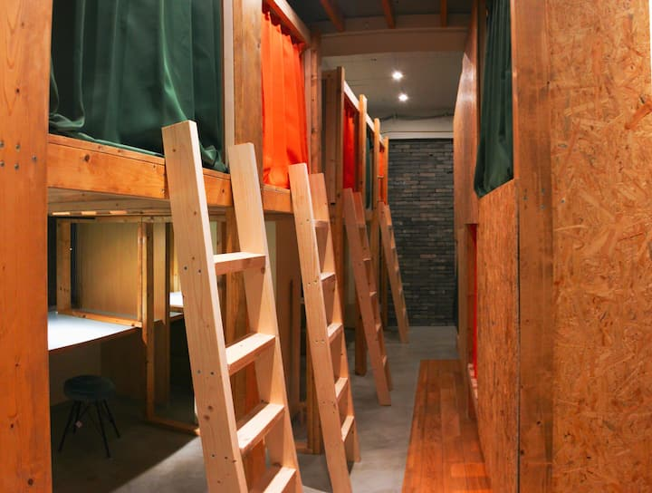 Guesthouse in the centre of Nagoya